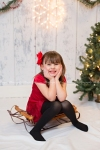 Christmas Family Portraits :: Kayla Eickmeyer Photography :: Menominee MI Family Photographer