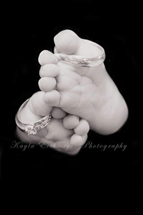 Kayla Eickmeyer Photography :: Menominee Mi Newborn Photography